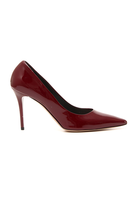Patent leather courts Intrend