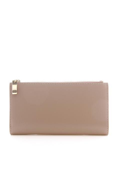 Leather purse Intrend
