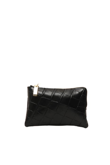 Croc print purse Intrend