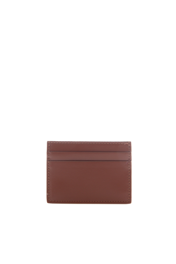 Leather card holder Intrend