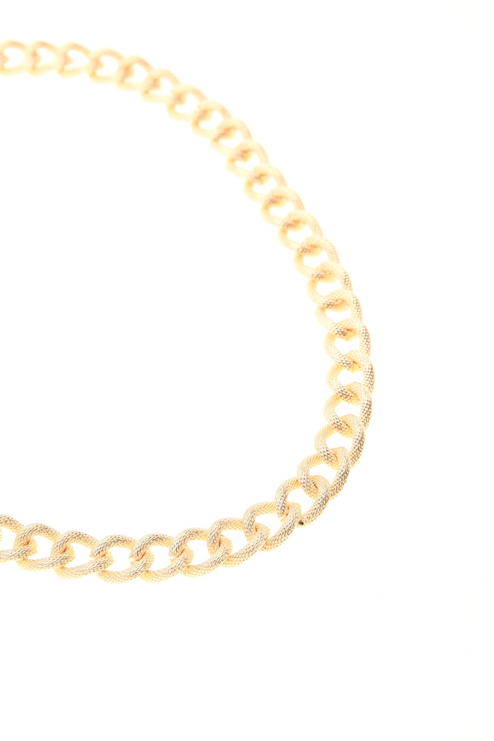 Hammered necklace Intrend