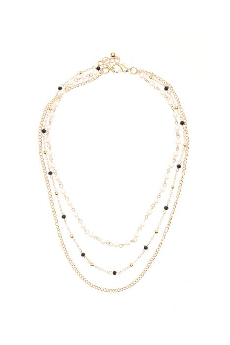 Multirow necklace Intrend