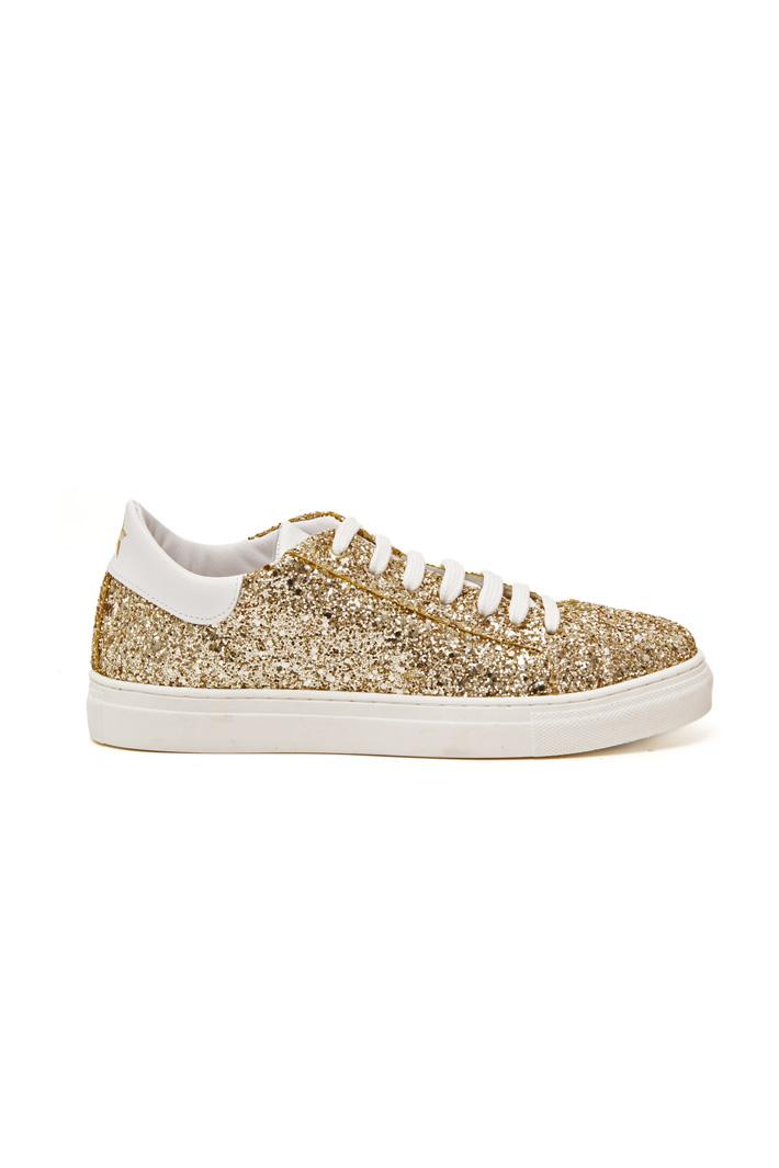 Glitter sneakers Intrend