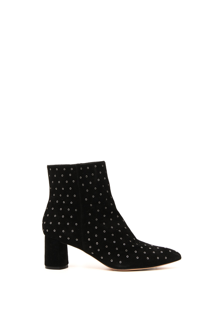 Suede ankle boots Intrend