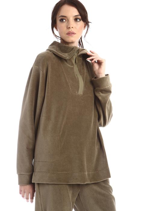 Corduroy sweatshirt Intrend