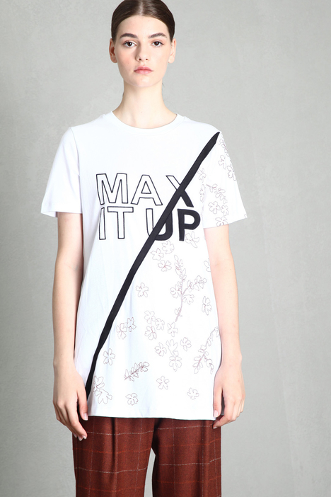 Printed T-shirt Intrend