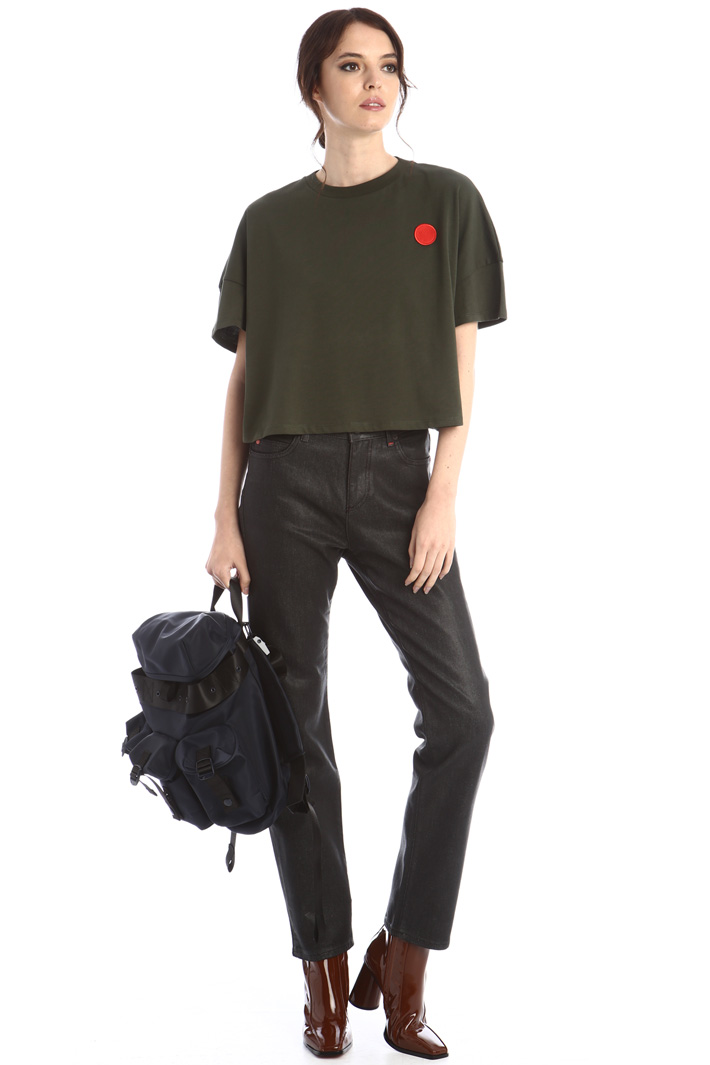 Cropped T-shirt Intrend