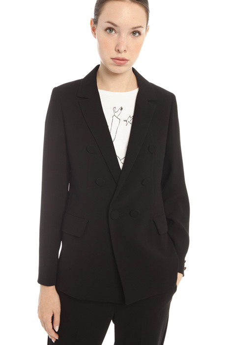 Double-breasted blazer Intrend