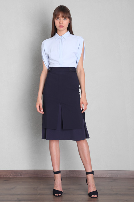 Double-effect skirt Intrend