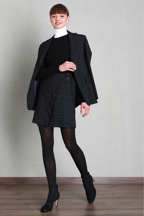 Short wrap-up skirt Intrend