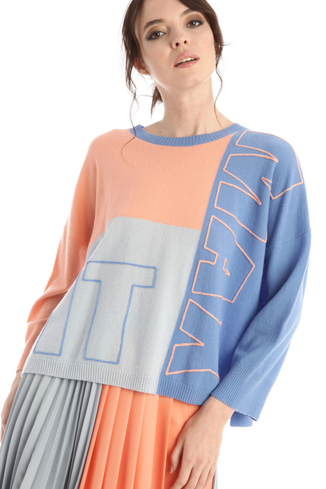 Soft wool sweater Intrend