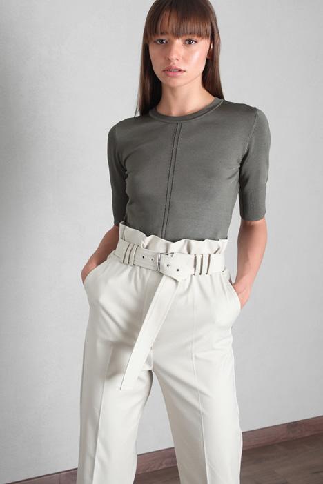 Light short sleeve sweater Intrend
