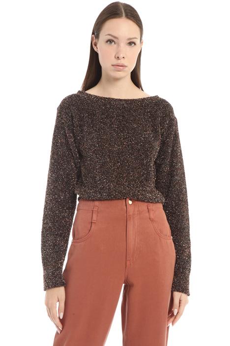 Plush sweater Intrend