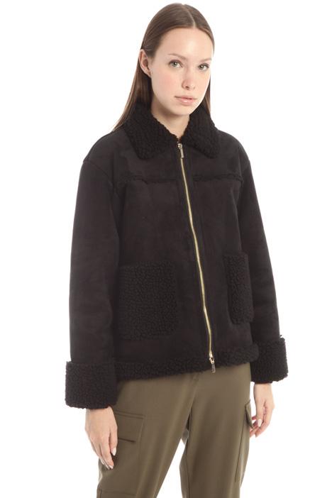 Sheepskin jacket Intrend