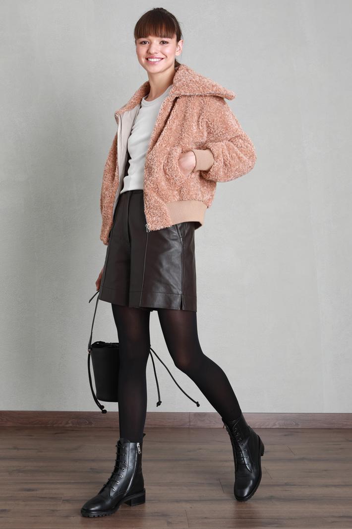 Plush jacket Intrend