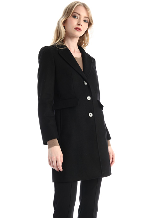 Wool cloth coat Intrend