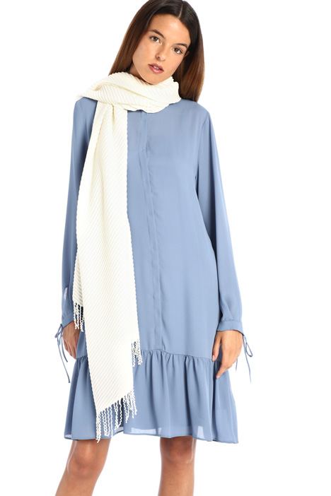 Fringed scarf Intrend