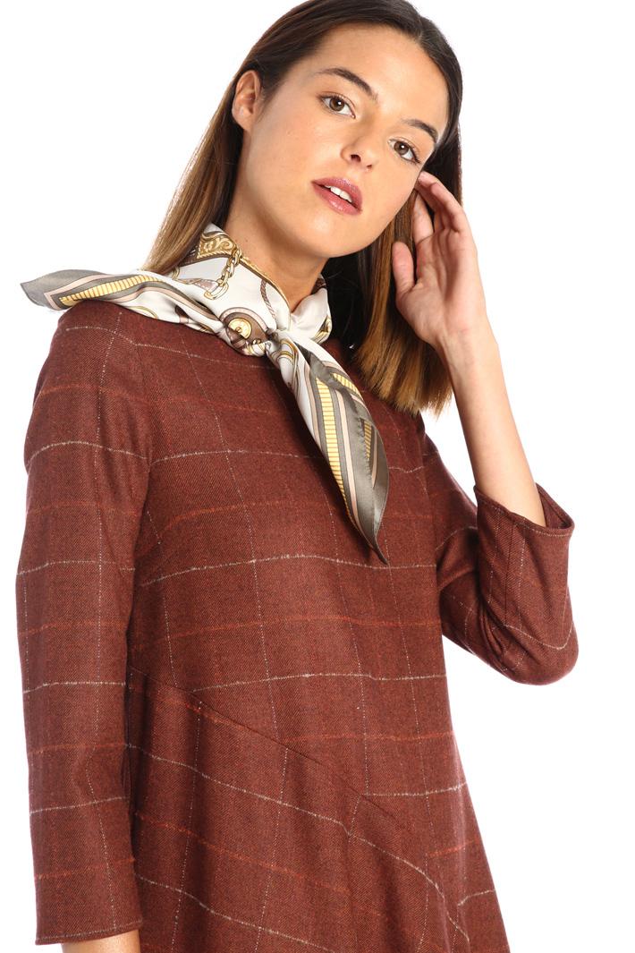 Silk foulard Intrend