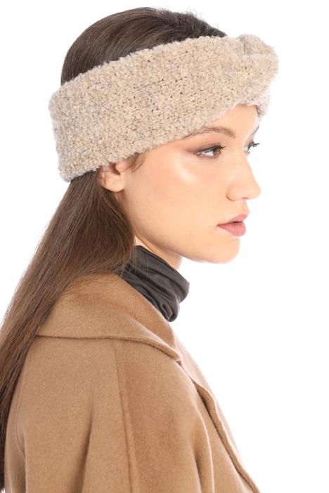 Plush headband Intrend