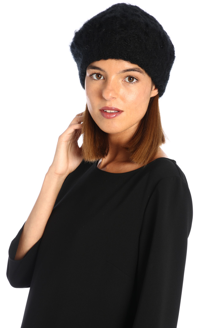 Mohair hat Intrend