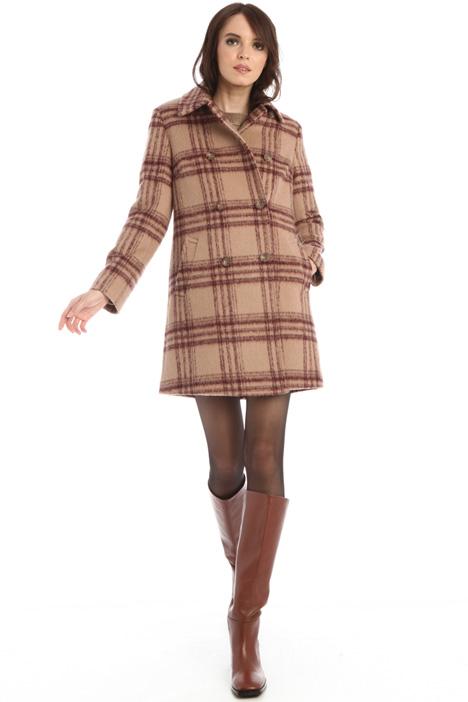 Wool blend cloth coat Intrend