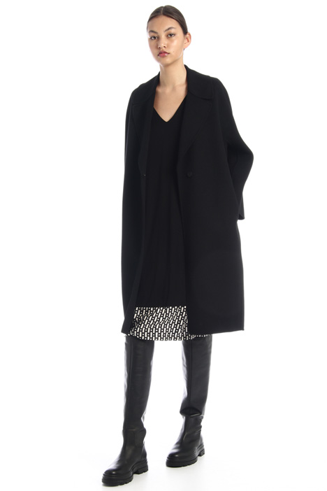 Cappotto in drap lana Intrend