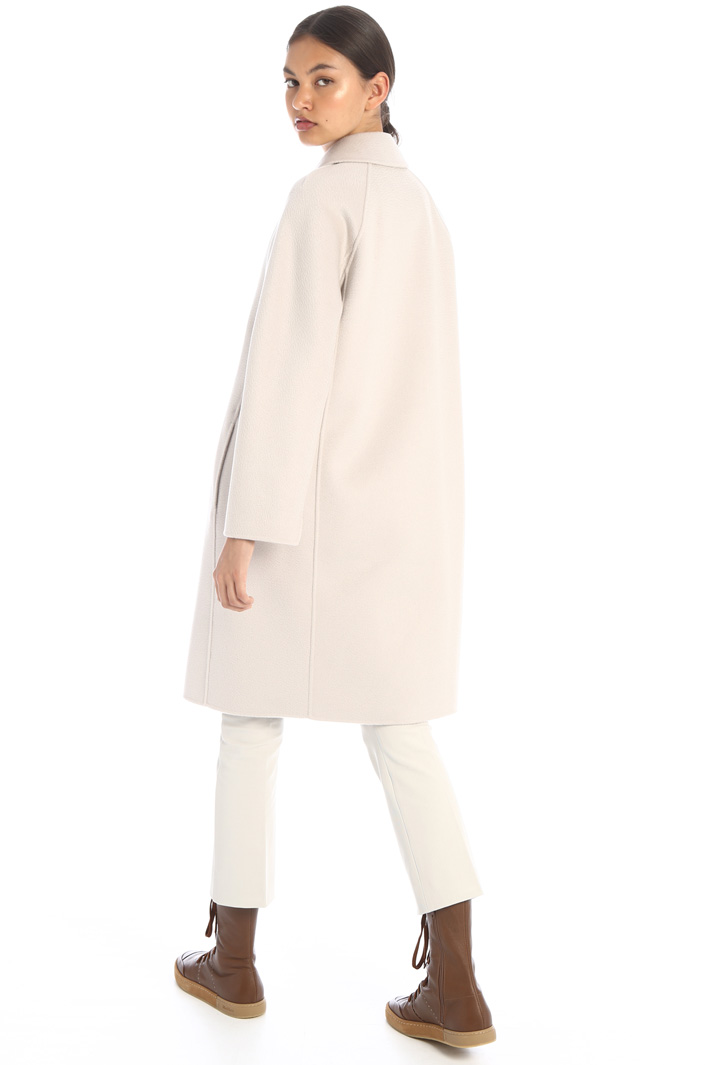 Wool cashmere coat Intrend