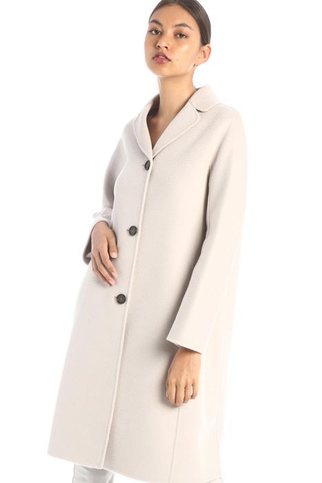 Cappotto in lana e cashmere Intrend