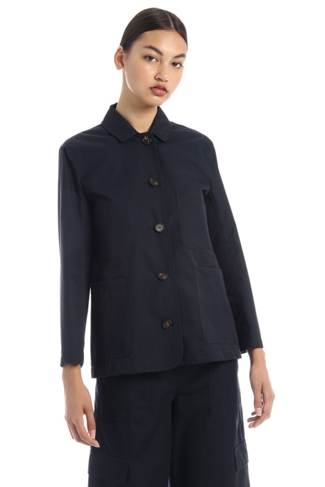 Water-resistant twill jacket Intrend