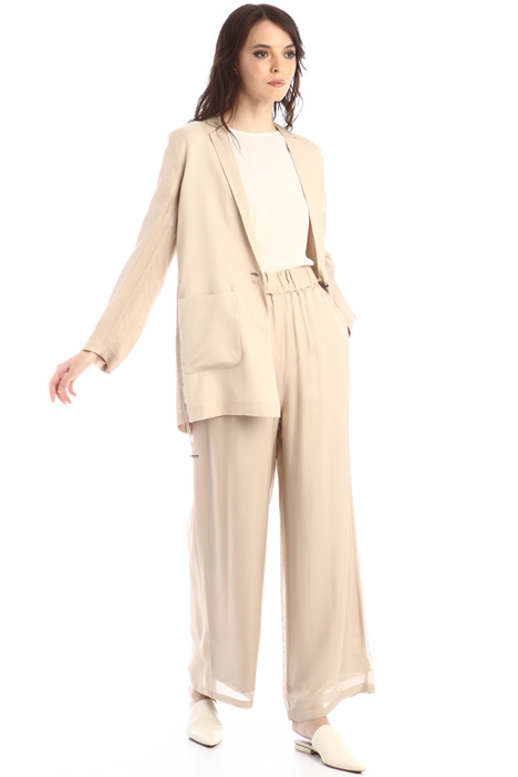 Flowy tulle trousers Intrend