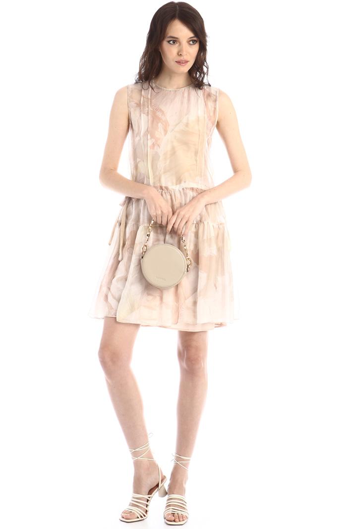 Silk chiffon dress Intrend