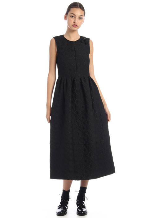 Jacquard dress Intrend