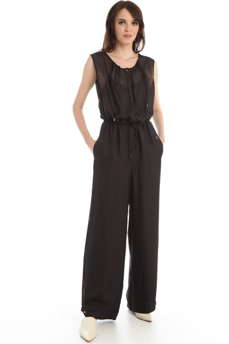 Soft tulle jumpsuit Intrend