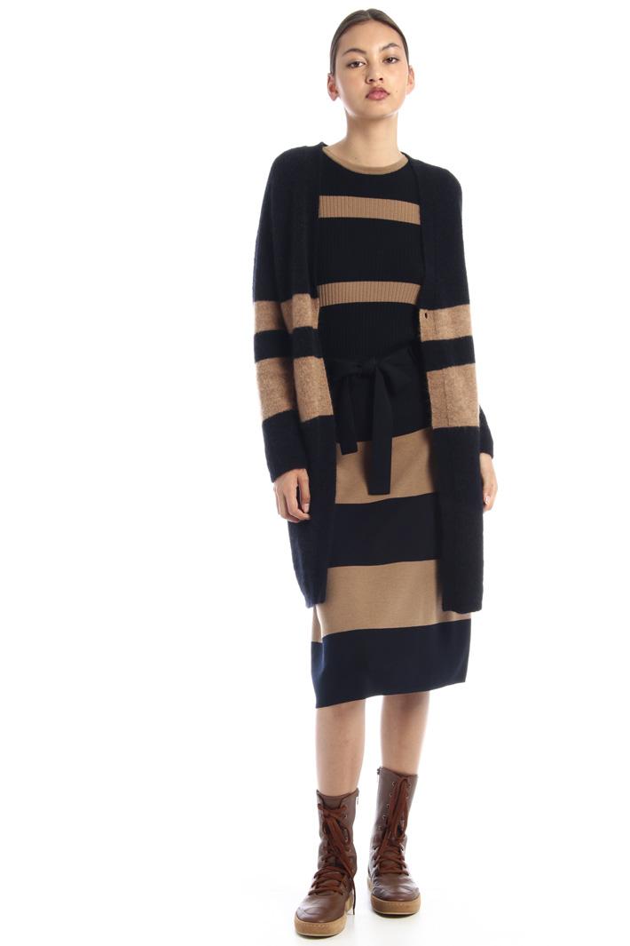 Wool knit skirt Intrend