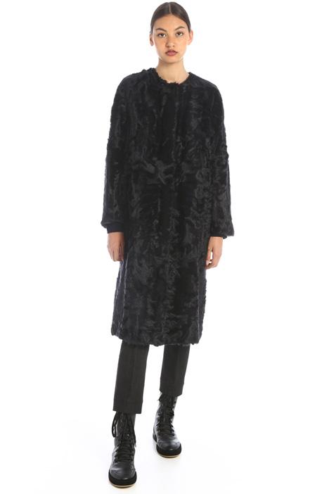 Sheepskin coat Intrend
