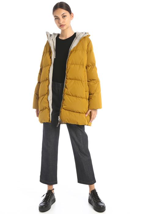 Reversible taffeta jacket Intrend