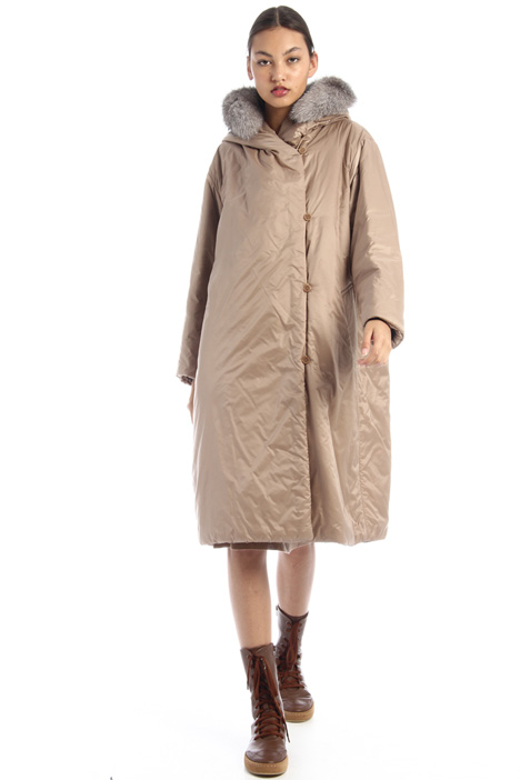 Water-resistant padded coat Intrend