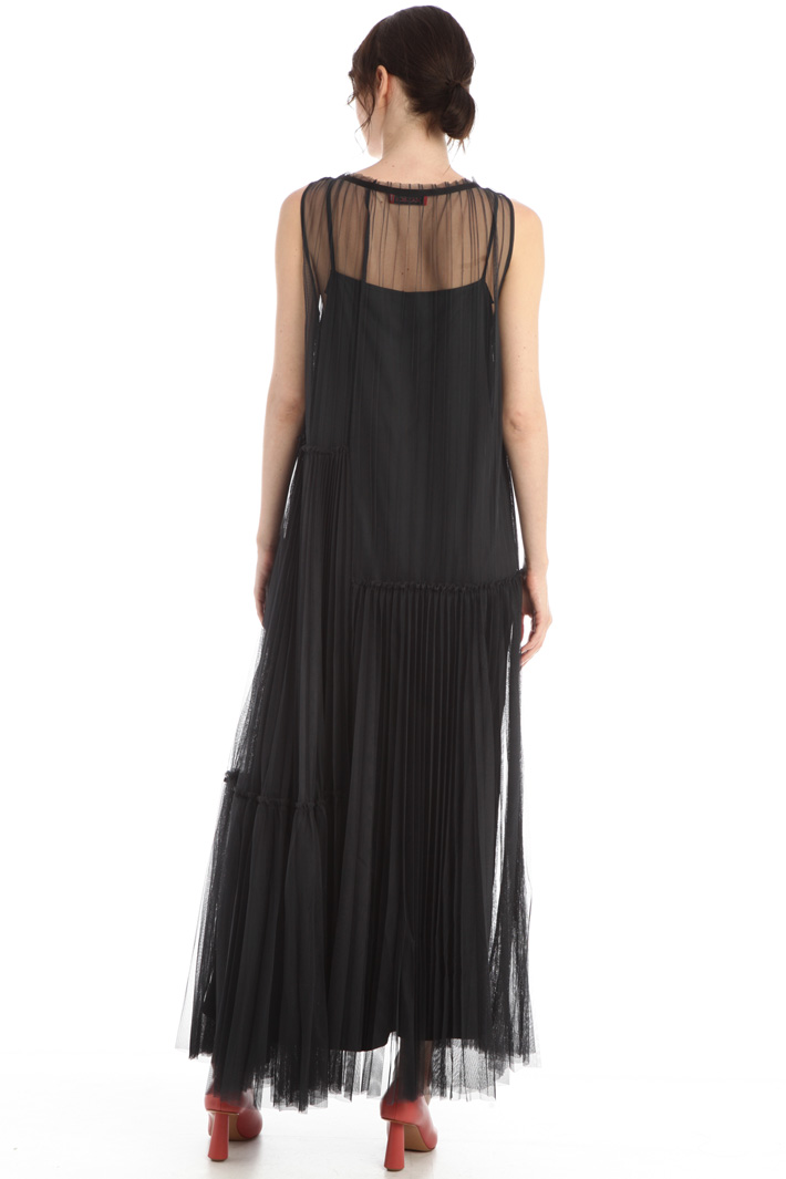 Long tulle dress Intrend